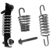 Виброизоляторы для бензопил Partner, Jonsered, McCulloch, Хускварна (5450060-36)