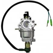 Карбюратор для двигателей Honda GX340, GX390, 188F с электроклапаном