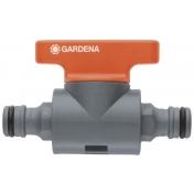 "Клапан регулирующий для шланга Gardena, 13 мм, 1/2"""