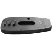 Пластина натяжителя цепи для электропил Gardena CST 3518, Гардена (5742782-01)