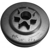 "Барабан сцепления 3/8""x7 для бензопил Stihl MS MS 640, 650, 660, Штиль (11226402002)"