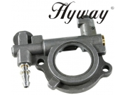 Маслонасос Hyway для бензопил Stihl MS 240, 260