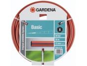 """Шланг садовый поливочный Gardena Basic, 1/2"""", 20, Гардена (18123-29.000.00)"""