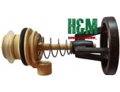 Зворотній клапан до занурювальних насосів Gardena 6000/5, Гардена (5227722-01)