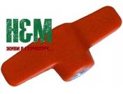 Гайка барашек M8 для культиваторов Gardena EH 600/20, 600/36, Гардена (04070-00.900.34)