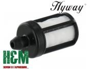 Фильтр топливный Hyway для бензопил, бензорезов Stihl, Хивей (FI000003)