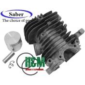 Поршневая Saber D40 для бензопил Oleo-Mac 941 C, 941 CX, GS 410