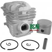 Поршневая D45 для бензопил Oleo-Mac 952, Efco 152, Олео-Мак (50082012A)