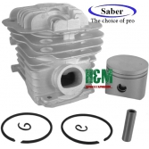 Поршнева Saber D45 до бензопил Oleo-Mac 952, Efco 152, Сабер (61-063)