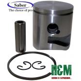Поршень Saber D39 для бензопил Husqvarna 235, 236, 240, Сабер (62-123)