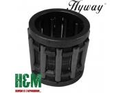 Підшипник шатуна Hyway 10x13x12.5 до мотобурів Stihl BT 120, 121, Хивей (BR000003)