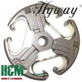 Сцепление Hyway для бензопил Husqvarna 362, 365, 371, 372, Хивей (CA000012)