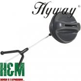 Крышка бензобака Hyway для бензорезов Husqvarna 371K, 375K, 3120K, Хивей (CP000006)