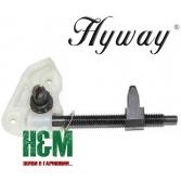Натяжитель цепи Hyway для бензопил Jonsered 2163, 2165, 2171, 2186, Хивей (AS000006)