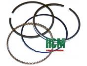 Поршневые кольца Saber D54 для двигателей Lifan 154F, Сабер (63-099)