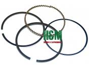 Поршневые кольца Saber D73 для двигателей Honda GX 240, Lifan 173F, Сабер (63-068)