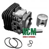 Поршневая D40.5 для бензопил Partner P340 S, P350 S, P360 S, Китай (233-86-869)