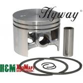 Поршень Hyway D52 до бензопил Stihl MS 461, GS 461, Хивей (PK000079)