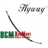 Трос газа Hyway для бензопил Husqvarna 362, 365, 372, 385, 390, Хивей (TW000001)