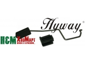 Тяга дросельної заслінки Hyway до бензопил Husqvarna 51, 55, Хивей (TW000003)