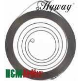 Пружина стартера Hyway для бензопил Husqvarna 61, 268, 272, 281, 288, бензорезов Husqvarna 268K, 272K, Хивей (SS000005)