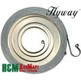 Пружина стартера Hyway для бензорезов Stihl TS 350, 360, 510, 760, Хивей (SS000001)