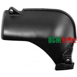 Защитный кожух глушителя для мотокос Husqvarna 124, 125, 128