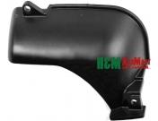 Защитный кожух глушителя для мотокос Jonsered 2126, 2128, Хускварна (5301504-40)