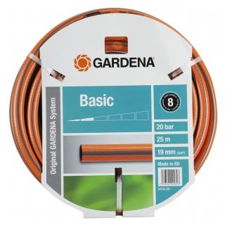 "Шланг садовий поливальний Gardena Basic, 3/4"", 25"