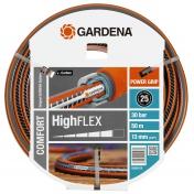 """Шланг садовый поливочный Gardena HighFLEX, 1/2"""", 50"""