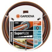"Шланг садовий поливальний Gardena SuperFLEX, 3/4"", 25"