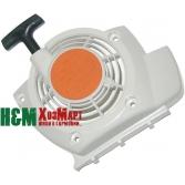 Стартер для мотокос Stihl FS 120, 200, 250, 300, 350, мотобуров Stihl BT 120, 121, Сабер (53-048)