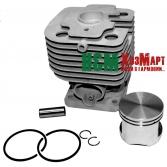 Поршневая Saber D42 для мотокос Stihl FS 400, 450, 480, Сабер (61-072)