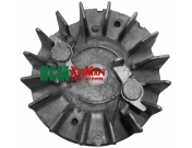 Маховик для мотокос Jonsered GR26, 2026, 2032, 2036, Хускварна (5037906-01)