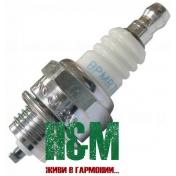 Свеча зажигания NGK BPMR7A для мотокос Stihl FS 38, 45, 50, 55, 56, 70, 75, 80, 85