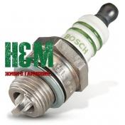 Свічка запалювання Bosch WSR 6 F до мотокос Stihl FS 38, 45, 50, 55, 56, 70, 75, 80, 85