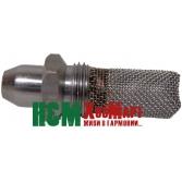 Сетка глушителя для триммеров Stihl FS 38, 45, 55, Штиль (41401406902)