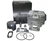 Поршневая Hyway D50 Nikasil MoS2 для бензопилы Stihl MS 440, Хивей (CK000025)