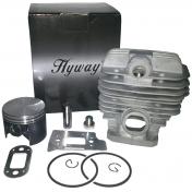 Поршневая Hyway D50 Nikasil MoS2 для бензопилы Stihl MS 440