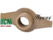 Привод маслонасоса Hyway для бензопил Jonsered 2163, 2165, 2171, Хивей (WG000009)