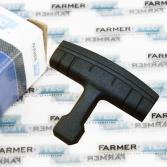 Ручка стартера FARMERTEC до бензопил Husqvarna 362, 365, 371, 372, ФАРМЕРТЕК (T0003)