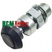 Декомпрессионный клапан для мотокос Husqvarna 333, 335, 343, 345, 355, 545, 555, Хускварна (5442000-01)
