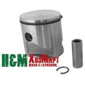 Поршень D34 для мотокос Stihl FS 38, 45, 55, Штиль (41400302004)