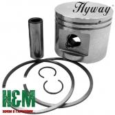 Поршень Hyway D40 для мотокос Stihl FS 400, Хивей (PK000004)