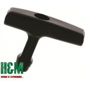 Ручка стартера для бензорезов Stihl TS 360, 410, 420, 510, 760, Штиль (11211953400)