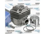 Поршневая FARMERTEC D49 для бензорезов Stihl TS 400, ФАРМЕРТЕК (QGTS400B)