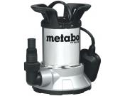 Насос занурювальний Metabo TPF 6600 SN, Метабо (0250660006)