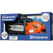Бензопила игрушечная Husqvarna