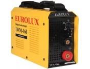 Зварювальний інвертор EUROLUX IWM-160, ЕВРОЛЮКС (IWM160)