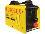 Зварювальний інвертор EUROLUX IWM-250, ЕВРОЛЮКС (IWM250)